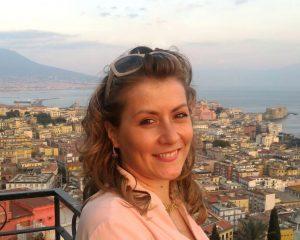 Dottoressa V. Lepre, psicoterapeuta a Napoli